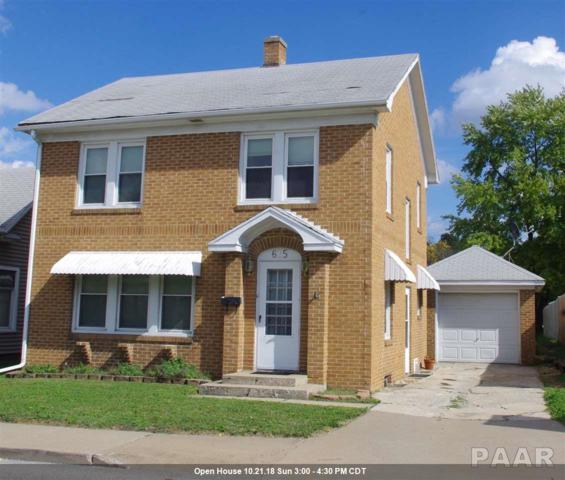 625 N Lafayette Street, Macomb, IL 61455 (#1199090) :: Adam Merrick Real Estate