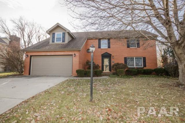 1116 W Brookforest Drive, Peoria, IL 61615 (#1199091) :: Adam Merrick Real Estate