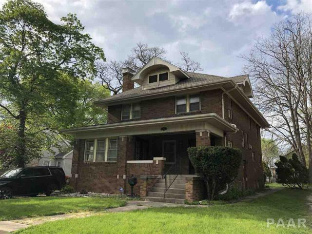 505 W Armstrong Avenue, Peoria, IL 61606 (#PA1199432) :: The Bryson Smith Team