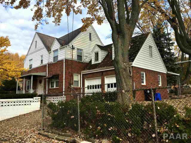 200 E Frye Avenue, Peoria, IL 61603 (#PA1199653) :: The Bryson Smith Team