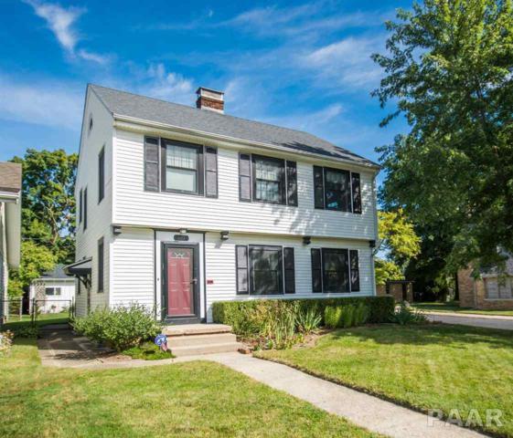 601 W Corrington Avenue, Peoria, IL 61604 (#1199780) :: Adam Merrick Real Estate