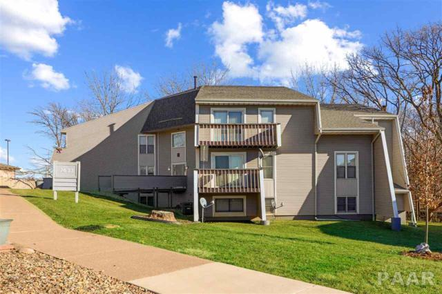 2622 Willow Lake Drive #313, Peoria, IL 61614 (#PA1199933) :: Killebrew - Real Estate Group