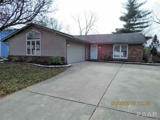 5108 W Greenridge Court, Peoria, IL 61615 (#1199940) :: Adam Merrick Real Estate