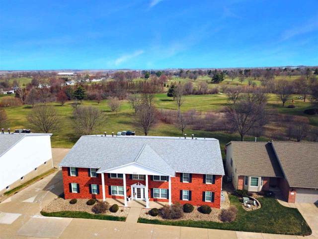 3505 W Willow Knolls Road, Peoria, IL 61614 (#PA1203543) :: Adam Merrick Real Estate