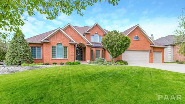 4415 W Longmeadow Court, Peoria, IL 61615 (#PA1203622) :: The Bryson Smith Team