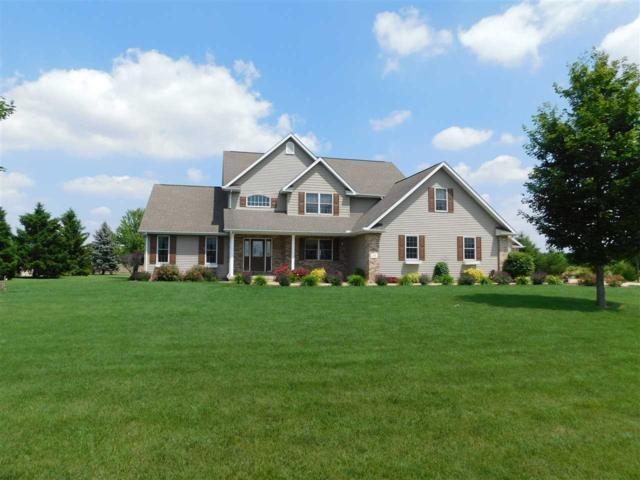 109 Fawn Court, Washington, IL 61571 (#PA1205933) :: Adam Merrick Real Estate