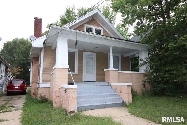 307 E Arcadia Avenue, Peoria, IL 61603 (#PA1209033) :: Killebrew - Real Estate Group