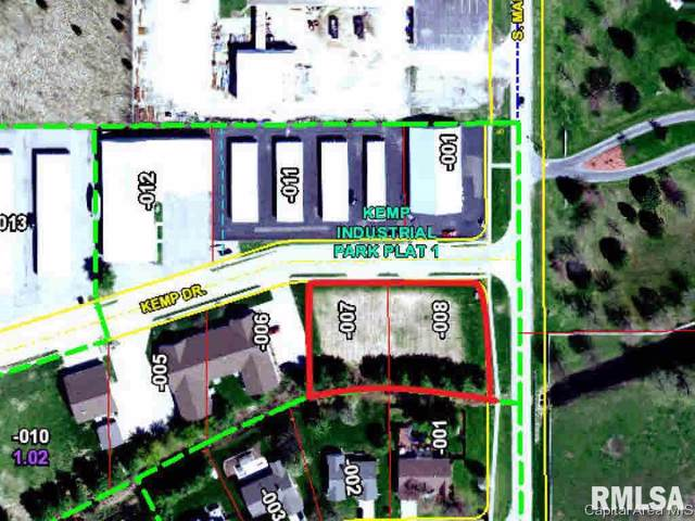 50 Kemp, Chatham, IL 62629 (#CA2570) :: Adam Merrick Real Estate