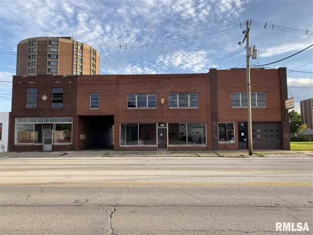 154-162-170 W Main, Galesburg, IL 61401 (#CA2813) :: Paramount Homes QC
