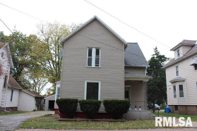614 N 2ND Avenue, Canton, IL 61520 (#PA1209680) :: Killebrew - Real Estate Group