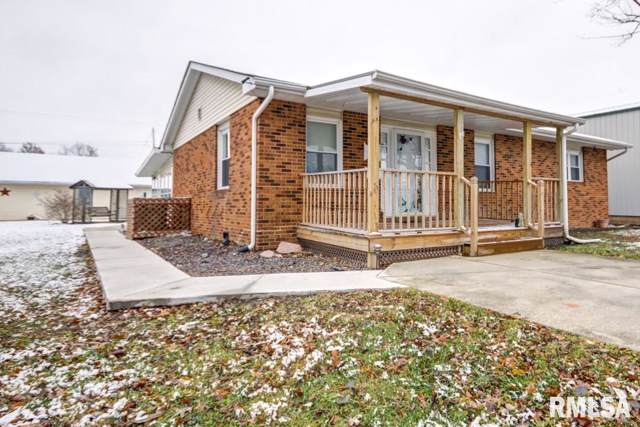 318 S Dye Street, Virden, IL 62690 (#CA996813) :: Adam Merrick Real Estate