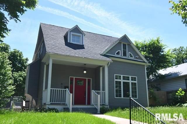 813 Kirkwood Boulevard, Davenport, IA 53803 (#QC4208138) :: Killebrew - Real Estate Group