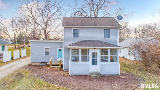 312 W Clinton Street, Brimfield, IL 61517 (#PA1211499) :: Adam Merrick Real Estate