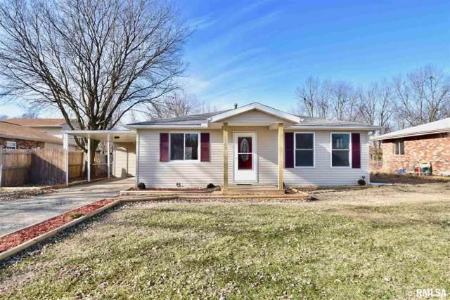 809 Meadow Lane, Manito, IL 61546 (#PA1211738) :: Killebrew - Real Estate Group