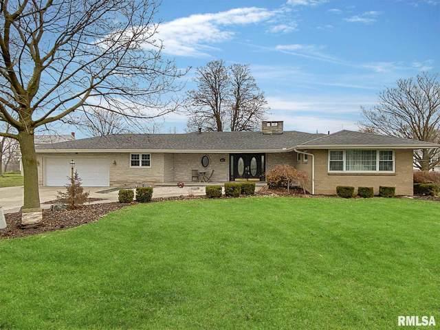 807 E First Street, Delavan, IL 61734 (#PA1212160) :: Killebrew - Real Estate Group