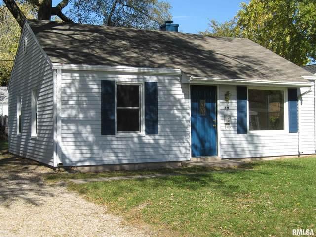 821 E Fairoaks Avenue, Peoria, IL 61603 (#PA1213266) :: Paramount Homes QC