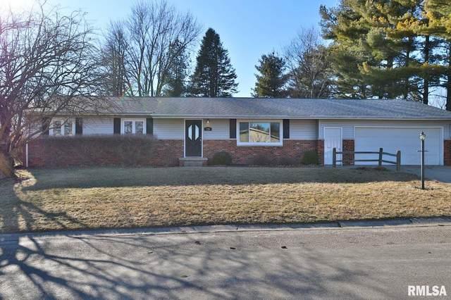 729 N Princeville Avenue, Princeville, IL 61559 (#PA1213343) :: The Bryson Smith Team
