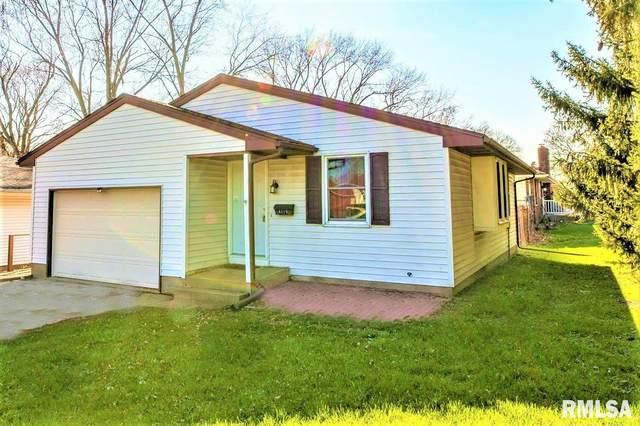 4819 N Nelson Drive, Peoria, IL 61614 (#PA1213955) :: Adam Merrick Real Estate