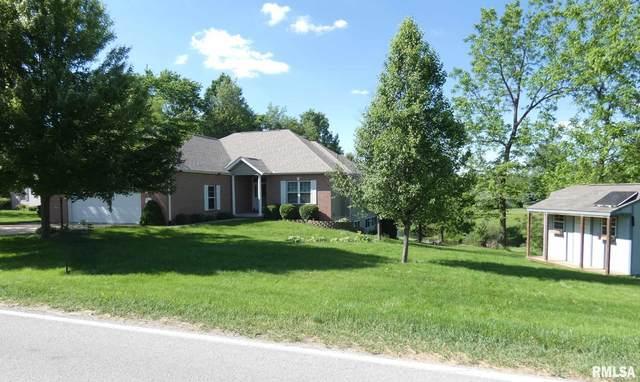 1260 Hickory Hills Road, Germantown Hills, IL 61548 (#PA1214429) :: Adam Merrick Real Estate