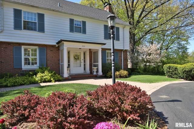 4115 N Harmon Avenue, Peoria, IL 61614 (#PA1214454) :: Killebrew - Real Estate Group