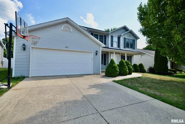 2206 W Miners Drive, Dunlap, IL 61525 (#PA1215998) :: The Bryson Smith Team