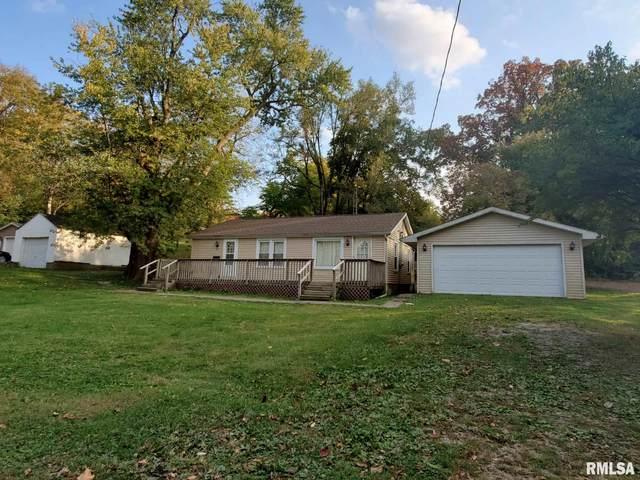 330 W Harris Street, Petersburg, IL 62675 (#CA1001404) :: Killebrew - Real Estate Group