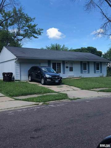 3709 W Warwick Drive, Peoria, IL 61614 (#PA1217320) :: Paramount Homes QC