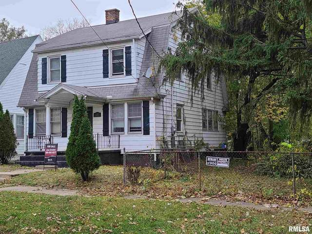 607 W Willcox Avenue, Peoria, IL 60604 (#PA1217753) :: Paramount Homes QC