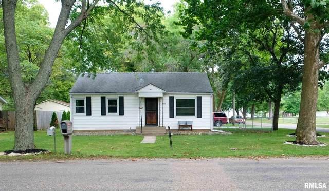 108 S Arthur Street, Manito, IL 61546 (#PA1218375) :: The Bryson Smith Team