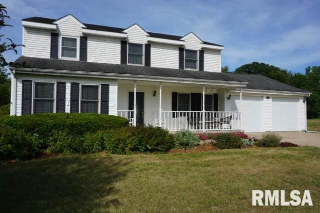 11301 N Park Ridge Road, Princeville, IL 61559 (#PA1218418) :: Killebrew - Real Estate Group
