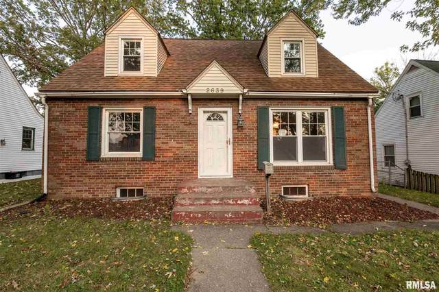 2639 Pacific Street, Davenport, IA 52804 (#QC4215488) :: Killebrew - Real Estate Group