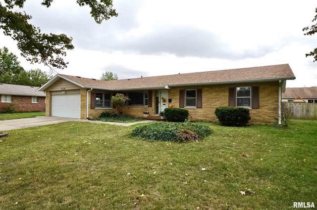 3136 Elmhurst Drive, Springfield, IL 62704 (#CA1002764) :: Killebrew - Real Estate Group