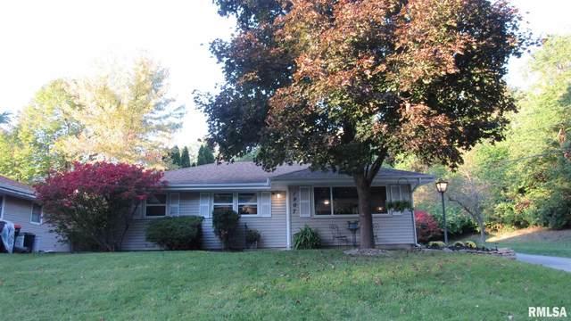 1907 W White Oak Drive, Peoria, IL 61614 (#PA1219489) :: Paramount Homes QC