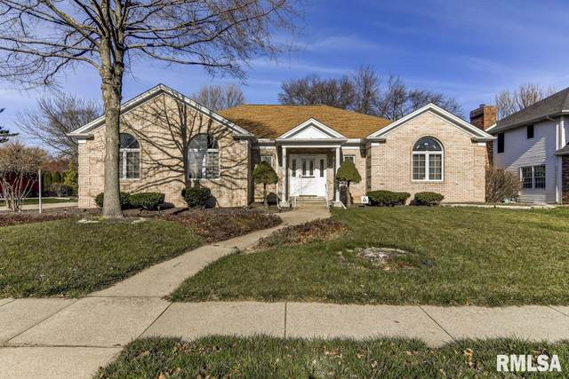 2501 Country Club Drive, Springfield, IL 62704 (#CA1004175) :: Kathy Garst Sales Team