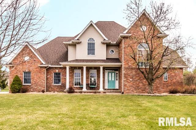 406 Johnson Court, Germantown Hills, IL 61548 (#PA1221195) :: The Bryson Smith Team