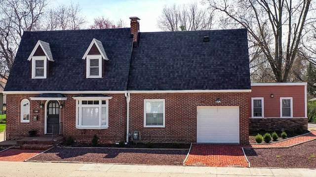 260 E Fremont Street, Galesburg, IL 61401 (#CA1004560) :: Paramount Homes QC