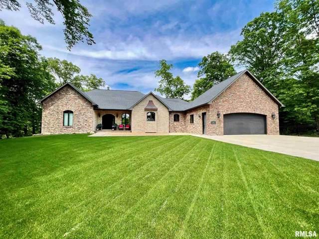 106 Village Drive, Washington, IL 61571 (#PA1222402) :: Killebrew - Real Estate Group