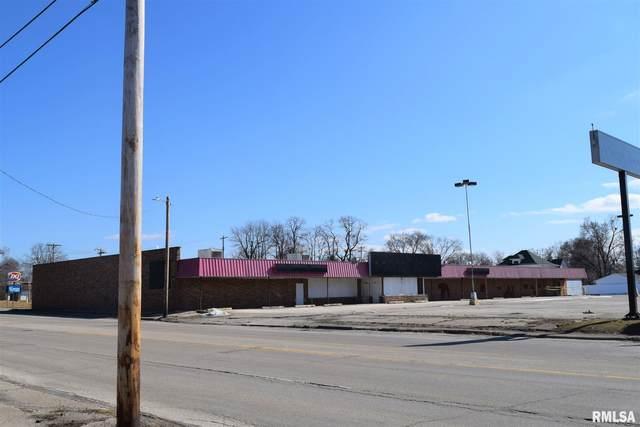 962 E Main, Galesburg, IL 61401 (#CA1005194) :: Kathy Garst Sales Team