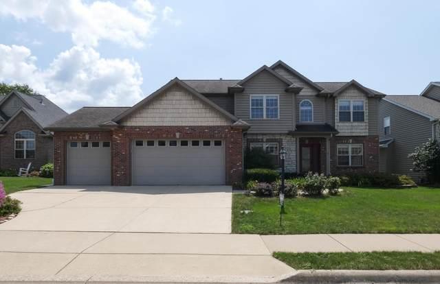4110 W Annbriar Drive, Peoria, IL 61615 (#PA1223249) :: Paramount Homes QC