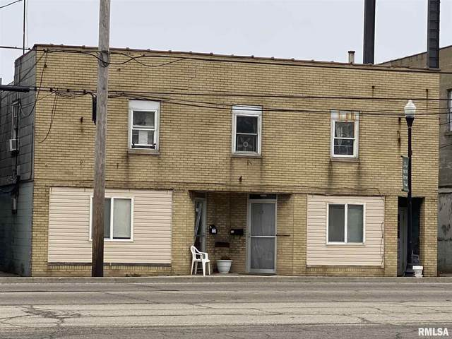 105-107 S Main Street Street Street Street, Creve Coeur, IL 61610 (#PA1223327) :: Paramount Homes QC