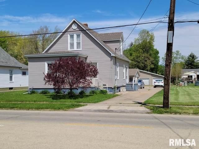 1163 E Chestnut Street, Canton, IL 61520 (#PA1224537) :: RE/MAX Preferred Choice