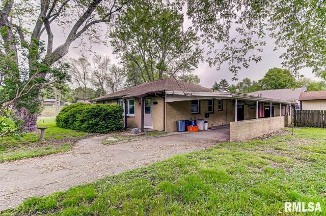 410 N 5TH Street, Riverton, IL 62561 (#CA1006960) :: Killebrew - Real Estate Group
