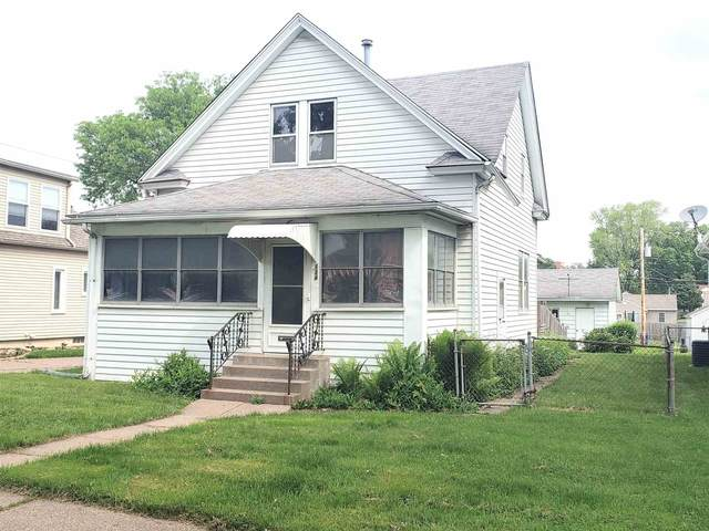 1342 W Pleasant Street, Davenport, IA 52804 (#QC4221746) :: RE/MAX Preferred Choice
