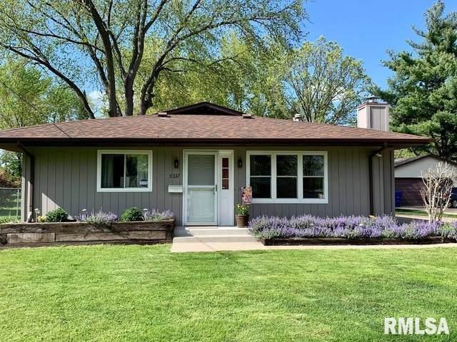 5337 30TH Avenue, Moline, IL 61265 (#QC4222937) :: Killebrew - Real Estate Group