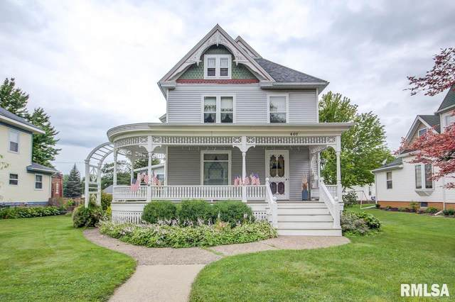 407 N State Street, Geneseo, IL 61254 (#QC4223292) :: The Bryson Smith Team