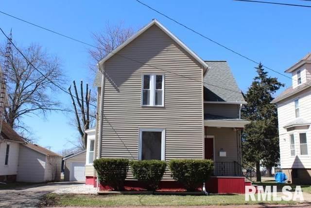 614 N 2ND Street, Canton, IL 61520 (#PA1227962) :: Paramount Homes QC
