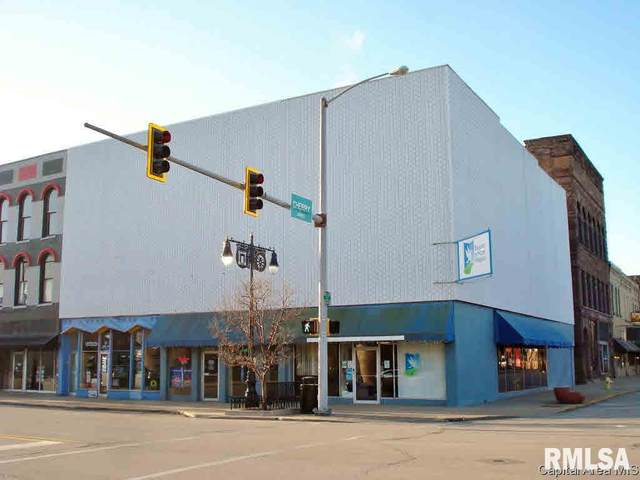 102-108 E Main, Galesburg, IL 61401 (#CA181922) :: RE/MAX Professionals