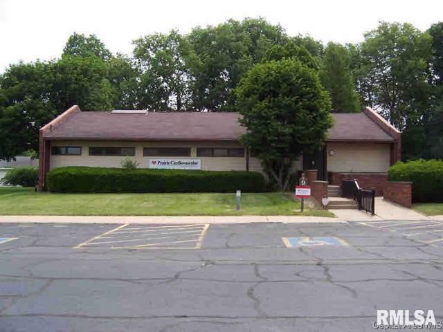 1515 W Walnut, Jacksonville, IL 62650 (#CA184737) :: Killebrew - Real Estate Group