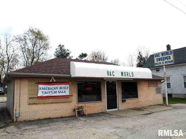203 N Henderson, Galesburg, IL 61401 (#CA187197) :: Paramount Homes QC