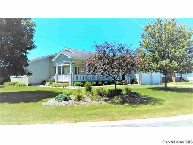 111 Sycamore, Pleasant Plains, IL 62677 (#CA192456) :: Killebrew - Real Estate Group